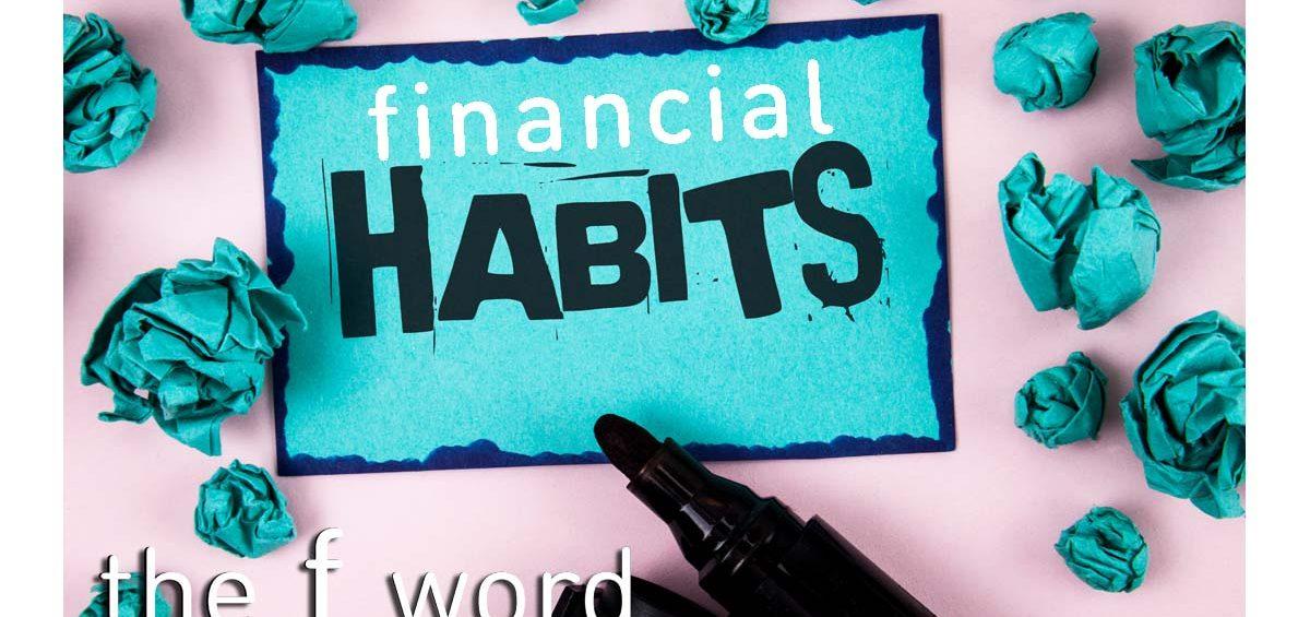 note - financial habits